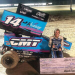 AVEDISIAN EARNS $20K AS JOHN HINCK CHAMPIONSHIP VICTOR